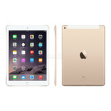 Ipad Air 2 Wi fi Celular 4g   16gb   Gold   Original  Novo