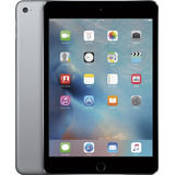 Ipad Mini 4 16gb Cinza   Space Gray Wi fi Mk6j2 Apple