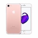 Iphone 7 Apple Rose Gold 128gb Original Novo C  Nota Fiscal