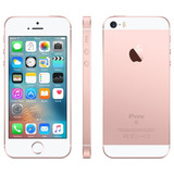 Iphone Se 16gb Anatel Original    Ouro Rosa