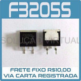 Irf3205s  Irf3205 S  F3205  Smd  Transistor Mosfet
