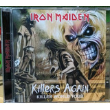 Iron Maiden   Killers Again
