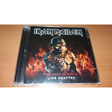 Iron Maiden   The Book Of Souls Live Chapter  2 Cd Lacrado