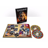 Iron Maiden  the Book Of Souls: Live Chapter   2cd s   Lacra
