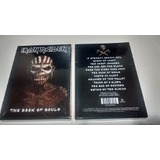 Iron Maiden  the Book Of Souls Deluxe Edition Europeu