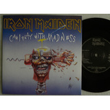 Iron Maiden Can I Play With Madness Compacto England 2014