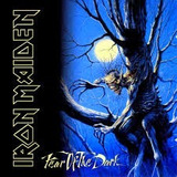 Iron Maiden Fear Of The Dark  cd Novo E Lacrado