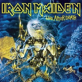 Iron Maiden Live After Death  cd Duplo Lacrado Importado