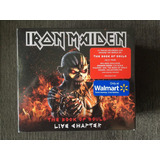 Iron Maiden Live Chapter Limited Edition Walmart   No Brasil