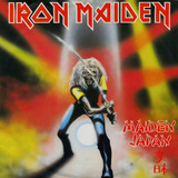 Iron Maiden Maiden Japan  cd Novo Lacrado