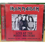 Iron Maiden Music Machine 1979