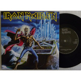 Iron Maiden Run To The Hills Compacto Made In England 2014