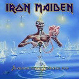 Iron Maiden Seventh Son Aof A Seventh Son   cd Novo E Lacrad