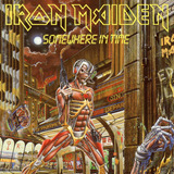 Iron Maiden Somewhere In Time  Cd Novo E Lacrado