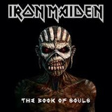 Iron Maiden The Book Of Souls Cd Novo E Lacrado