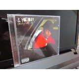 J joliday  Cd Back Of My Lac  2007
