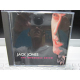 Jack Jones  Cd The Impossible Dream   The Best  1993  Imp