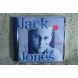 Jack Jones   Greatest Hits   Cd Importado