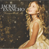 Jackie Evancho   Dream With Me   Cd   Importado Usa