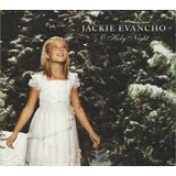 Jackie Evancho   O Holy Night   Cd   Dvd   Digipack   Usa