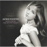 Jackie Evancho   Songs From The Silver Screen   Cd   Usa