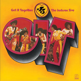 Jackson Five : Get It Together ~ Cd Remasterizado Importado