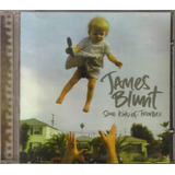 James Blunt Some Kind Of Trouble Cd Original E Lacrado
