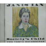 Janis Ian Cd Societys Child The Verve Recordings Importado