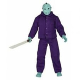 Jason Classic Video Game Ver  Clothed Friday The 13th Neca