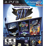 Jogo Ps3   Sly   Collection   Novo