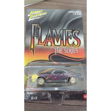 Johnny Lightning Flames The Series 1969 Chevy Camaro