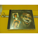 Johnny Mathis & Natalie Cole - Tributo A Nat King Cole - Cd