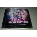 Jonas Brothers   Music From The 3d Concert Experience   Cd