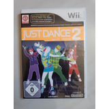 Just Dance 2  Wii Pal   Cd S  Riscos