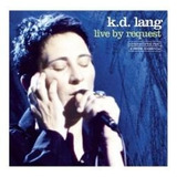 K d  Lang   Live By Request   Cd Novo