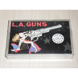 K7 L a  Guns   Cocked & Loaded  fita Cassete Americana