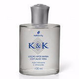 K&k Lo��o Ap�s Barba 100ml