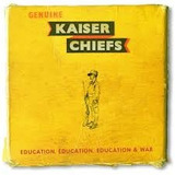 Kaiser Chief Cd In Education