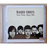 Kaiser Chiefs   Yours Truly  Angry Mob   Cd Imp F Grátis