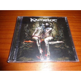 Kamelot   Cd   Dvd Poetry For The Poisoned   Lacrado   Argen