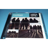 Kansas Mega Hits Sucessos Cd Lacrado Original Novo