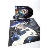 Kansas-leftoverture Live & Beyond . Deluxe Black 4lp+2cd