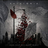 Katatonia last Fair Day Gone Night Cd dvd  Box set