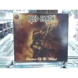 Ked Earth Overture Of The Wicked Cd Original Ótimo Est