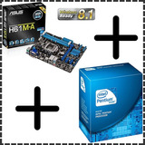 Kit Asus Dual Core   Placa M�e   Intel G2030 3 00 Ghz Box
