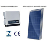 Kit Completo Painel Solar 324 Kwh mês