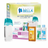 Kit Depila��o Sistema Roll on Bivolt Depil Bella