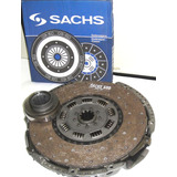 Kit Embreagem Mb1218  Mb1620  Mb2318  Om366 Sachs  6012