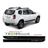 c460904db8 Kit Faixas Adesivos Renault Duster Tech Road Ii 2
