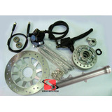 Kit Freio Disco Honda Titan125 Ml125 & Titan125 1978 1999